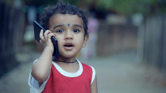 Le téléphone est-il permis pour les enfants ?