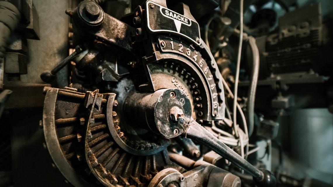 La technologie face au métier des mécaniciens industriel