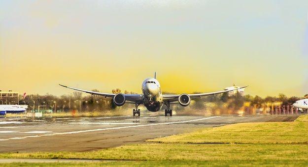 La révolution de l'aviation par l'Angleterre